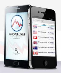 Kursna Lista Android Aplikacija
